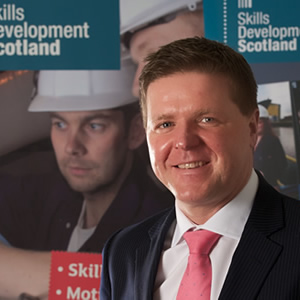 Chris Brodie - Lead , Skills Planning (Skills Development Scotland)