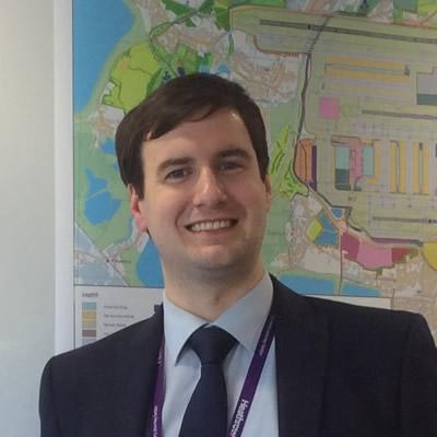 Chris Joyce - Head of Surface Access at Heathrow