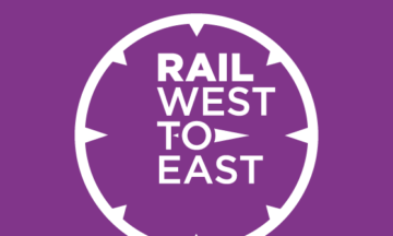 Rail West to East Conference 2021