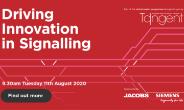 Driving Innovation in Signalling 2020