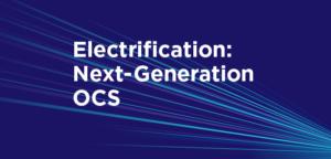 Electrification 2020 banner