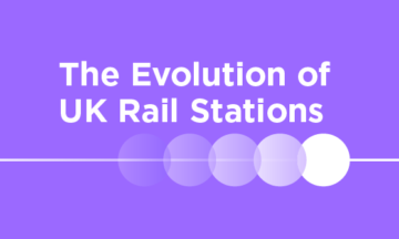 Evolution of UK Rail Stations 2020