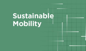 Sustainable Mobility 2020