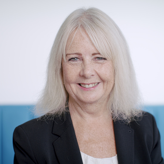 Trisha McAuley OBE